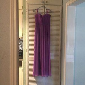BCBGMaxazria Lavender Dress